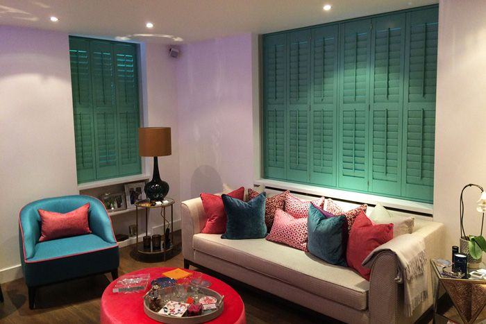 Shutter Colours by the London Shutter Company