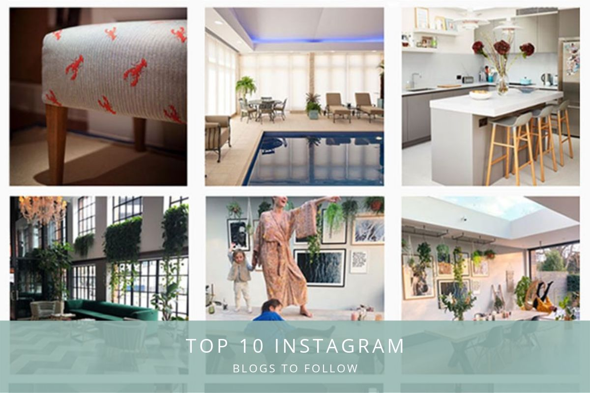 Top 10 Instagram Blogs The London Shutter Company London Shutters Experts